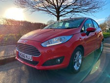 Ford Fiesta 1.0T (100ps) Zetec EcoBoost Hatchback 5dr Powershift - SAT NAV