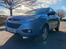 Hyundai IX35 1.7CRDi 16v (2WD) Premium Estate - LEATHER HEATED SEATS