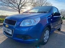Chevrolet Aveo 1.2 S Hatchback 3dr - LOW MILEAGE