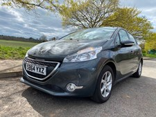 Peugeot 208 1.4HDi (70bhp) FAP Active Hatchback 5dr - GOOD SERVICE HISTORY