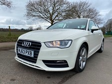 Audi A3 2.0TDI (150ps) Sport Hatchback S Tronic - LOW MILEAGE