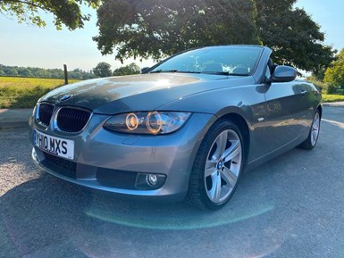 BMW 3 Series 2.0TD 320d SE Convertible - FULL SERVICE HISTORY