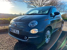Fiat 500 1.2 (69bhp) LOUNGE (s/s) Hatchback 3dr - LOW MILEAGE ONE OWNER