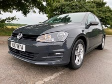 Volkswagen Golf 1.6TDI (110ps) Match Edition (BMT)(s/s) Hatchback 5dr - SAT NAV/PARKING SENSORS/FOLDING MIRRORS
