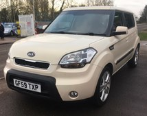 Kia Soul 1.6CRDi Shaker Hatchback 5dr - GOOD CONDITION
