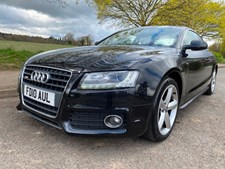 Audi A5 2.0TDI (168bhp) S Line Coupe - FULL LEATHER