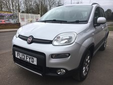 Fiat Panda 0.9 (85bhp) 4X4 TwinAir Hatchback 5dr - ONE OWNER FULL HISTORY
